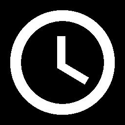 Icone de d'horloge